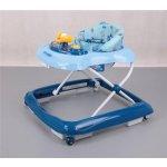 Baby mix Chodítko s hracím panelem modrá
