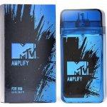 MTV Amplify toaletní voda pánská 50 ml