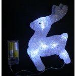 Vánoční LED osvětlení - sob