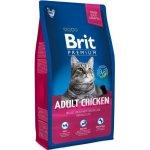 Brit Cat Premium Adult kuře 8 kg