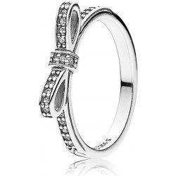 Pandora Třpytivý prsten s mašličkou 190906CZ od 1 450 Kč - Heureka.cz 817655a16d7