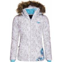 Kilpi Ophelie W dámská zimní bunda bílá