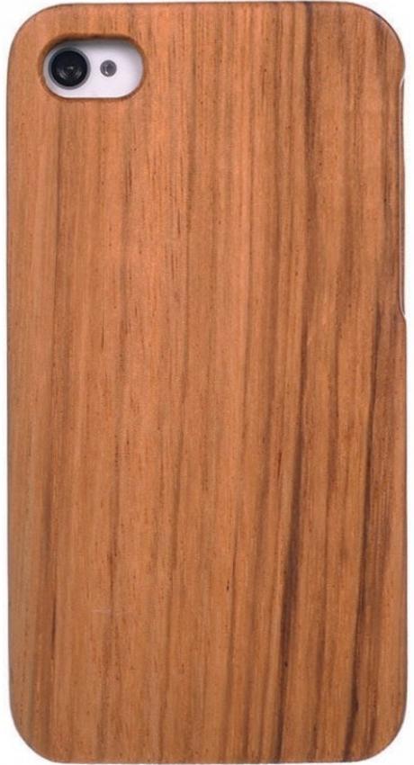 Pouzdro MyWood dřevěné iPhone 4 4S Ořech od 69 Kč - Heureka.cz 6dee9840f62