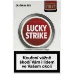 Lucky Strike Red Box