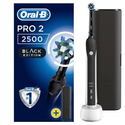 Oral-B Pro 2500 Black Edition