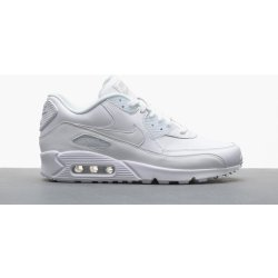 sports shoes 2f81b 170d4 Nike Air Max 90 Leather white white