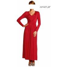 Dlouhé šaty červená - Heureka.cz 845a13264b