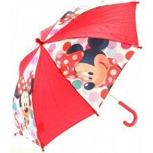 Dětský deštník Minnie puntíky