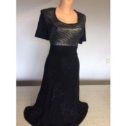 Plesové šaty Společenské šaty Vlnka 84ec2c50f9