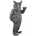 Maskot Zebra