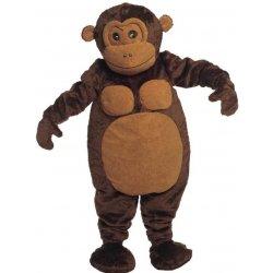 maskot opičák