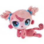 Plyšový Little Pet Shop Opička Minka 15 cm