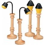 Maxim Pouliční lampy 4ks