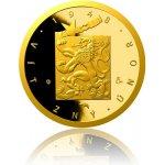 Česká mincovna Zlatá mince Převratné osmičky našich dějin 1948 Vítězný únor 7,78 g