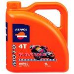 Repsol Moto Racing 4T 10W-50, 4 l