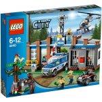 Lego City 4440 Policejní stanice v lese