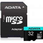 ADATA microSDHC karta 32GB UHS-I U3 V30 AUSDH32GUI3V30S-RA1