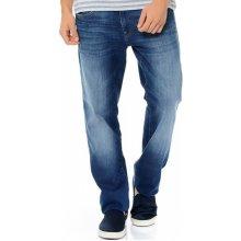MAVI Pánské rifle Mavi jeans MARTIN straight leg dark-