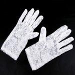 11a5712894a Společenské rukavice pánské bílá od 86 Kč - Heureka.cz