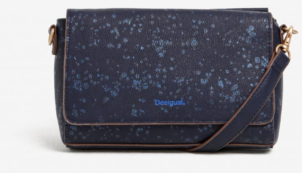 15e5ee6a41 Desigual Dallas Metal Splatter modrá alternativy - Heureka.cz