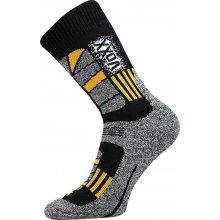 VoXX ponožky - Traction - žlutá a7ccb764a5