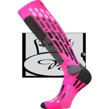 VoXX podkolenky Vxpres neon růžová běžecké kompresní podkolenky 6a97e9ee21