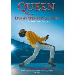 Queen: Live At Wembley Stadium 2DVD