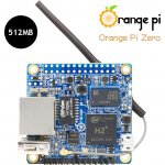 Orange Pi Zero H2 Quad-core 512MB RAM