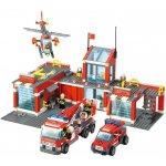 ICOM Blocki hasičská stanice velká 774 dílů