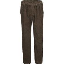 BABISTA Kordové kalhoty hneda