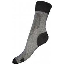 Matex ponožky Aktiv Trek 454 šedá
