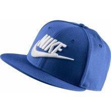 Nike HBR The Nike True Snapback modrá bílá