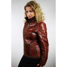 Sikora dámská kožená bunda Tara TOP Model