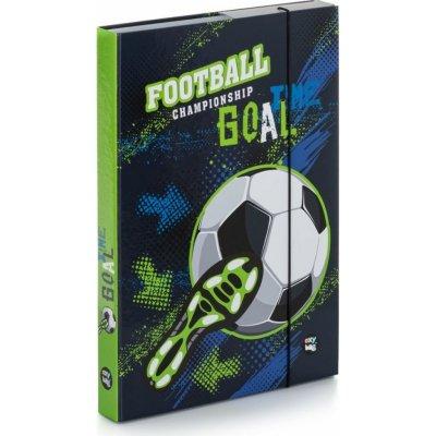 Karton P+P A4 Fotbal 86525