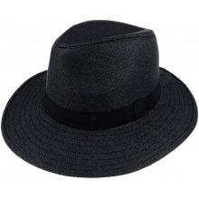 cc6301a1565 Klobouky pansky klobouk cerny - Heureka.cz