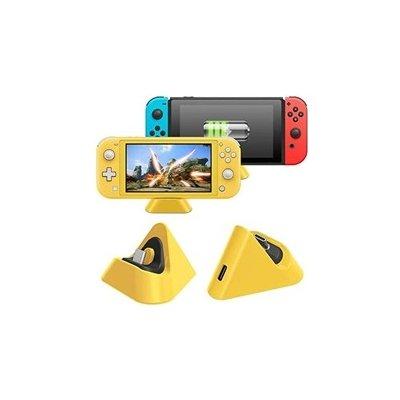 Dobe Mini Charging Dock Nintendo Switch Lite - Yellow
