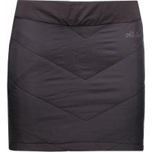 Dámská zateplená sukně ALTISPORT RANOBE černá 8894d3bdb6