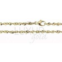 Náramek ze žlutého zlata LUXUR GOLD 3040005