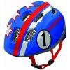 Přilba, helma, kokoska Carrera Pepe blue race 2015