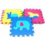 Wiky 186211 puzzle Zvířata 30x30cm 10 ks