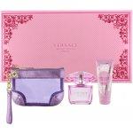 Versace Bright Crystal Absolu EdP 90 ml + 100 ml tělové mléko + etue dárková sada