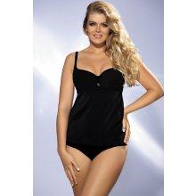 Ava 75132 tankini shirt černá