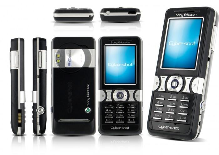Ponsel yang sempat jadi primadona pada masa lalu