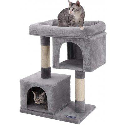 BestPet Škrabadlo pro kočky Shelby 84 cm