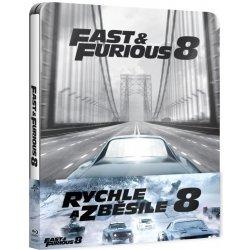 Rychle a zběsile 8 Steelbook (BD+DVD)