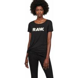 ba3452131ed1 G-Star RAW Tričko s kulatým výstřihem »Rovi knotted«