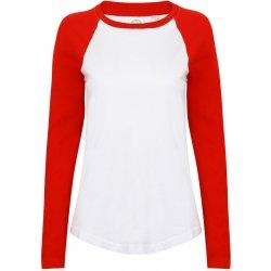 f94840b62b14 Dámské Baseball tričko SF Women dlouhým rukávem Fuchsiová ...