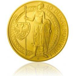 78e264a48 Česká mincovna Zlatá investiční mince 40dukát Bořivoje stand 139,5 g  Galerie Galerie (1)