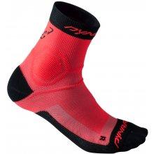 b3b8f490b0f Dynafit ponožky ALPINE SHORT fluo coral