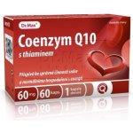 Dr.Max Coenzym Q10 60mg s thiaminem kapslí 60